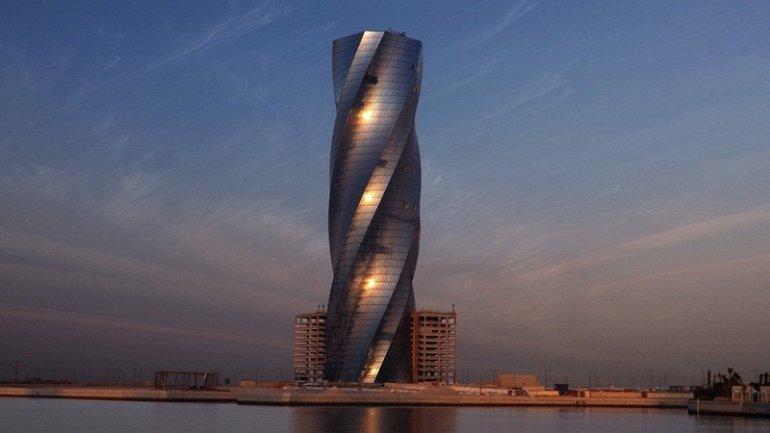 Юнайтед  Тауэр Башня